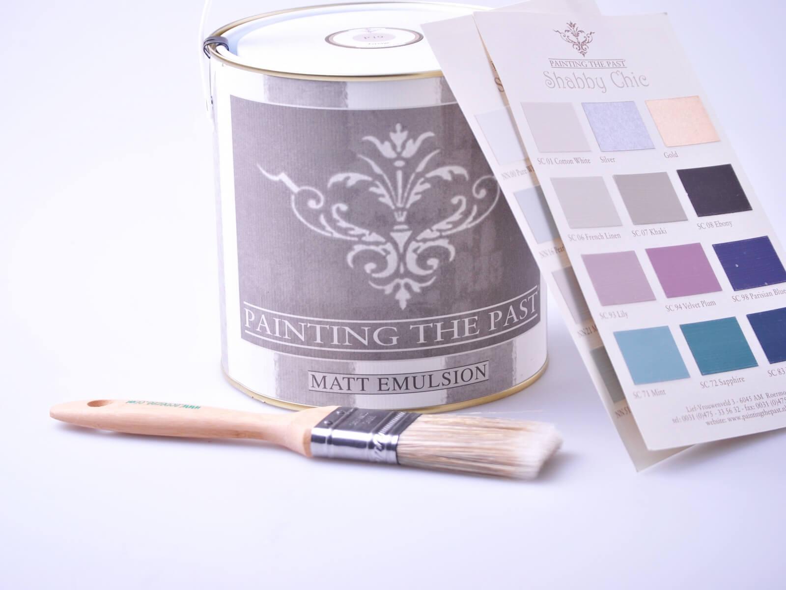 painting the past soft linen kreidefarbe miss pompadour. Black Bedroom Furniture Sets. Home Design Ideas