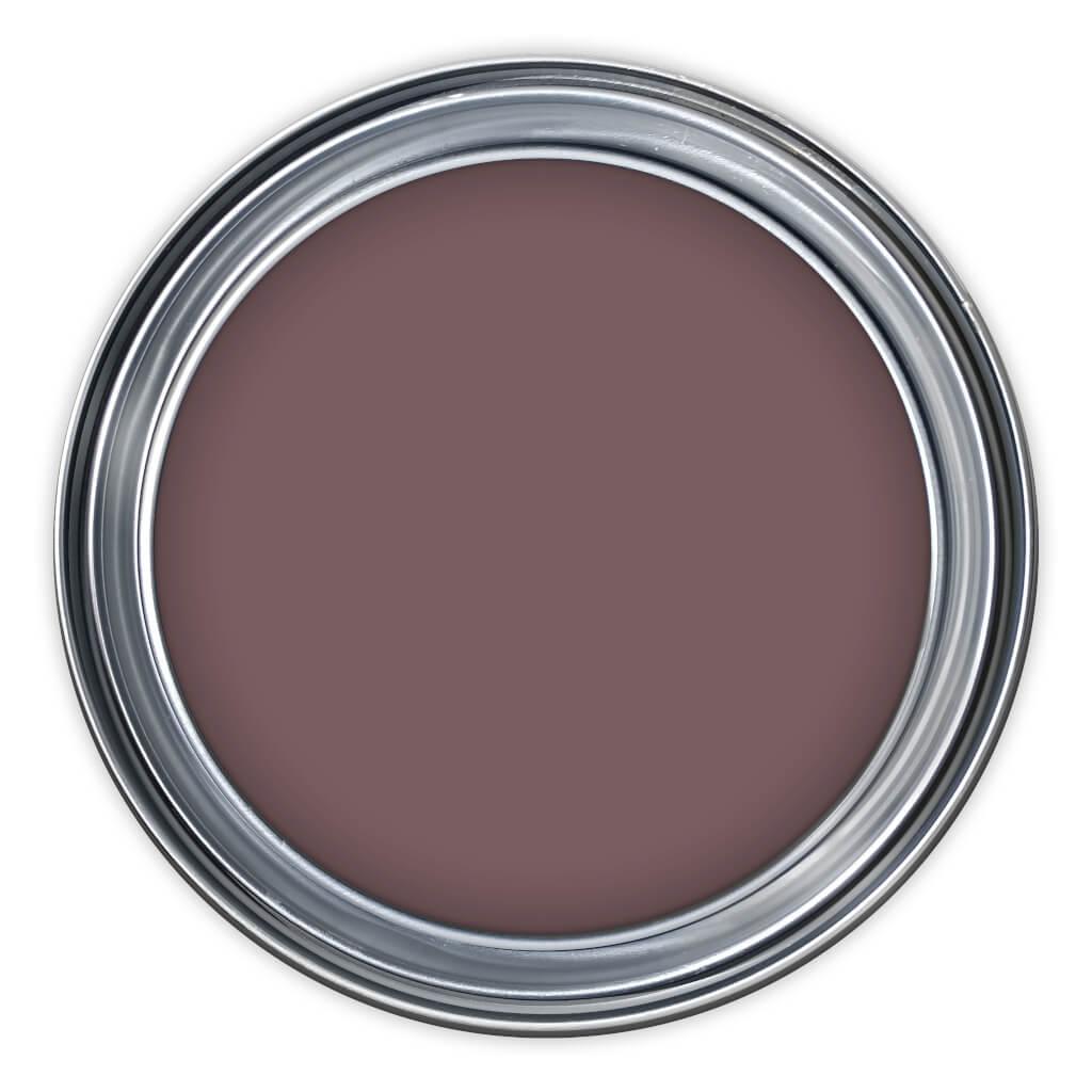 painting the past aubergine kreidefarbe miss pompadour. Black Bedroom Furniture Sets. Home Design Ideas