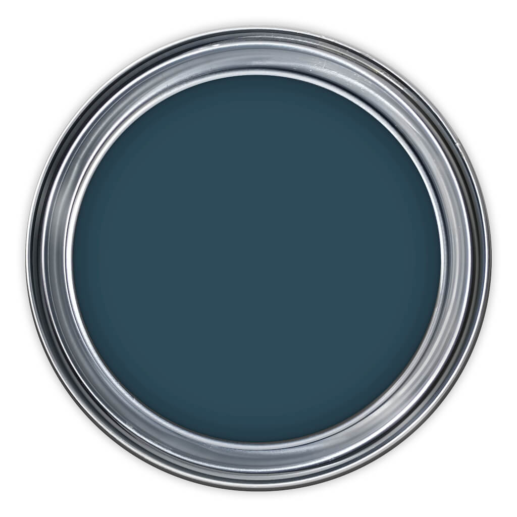 painting the past denim kreidefarbe miss pompadour. Black Bedroom Furniture Sets. Home Design Ideas