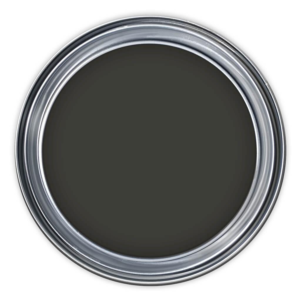 painting the past ebony kreidefarbe miss pompadour. Black Bedroom Furniture Sets. Home Design Ideas