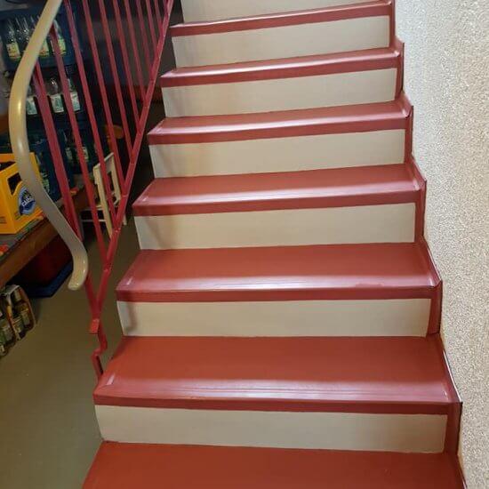 Painting-the-Past-95-Dining-Room-Red-Kreidefarbe