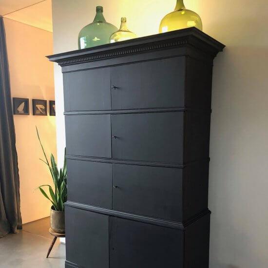 Painting-the-Past-Soft-Black-NN14-Kreidefarbe
