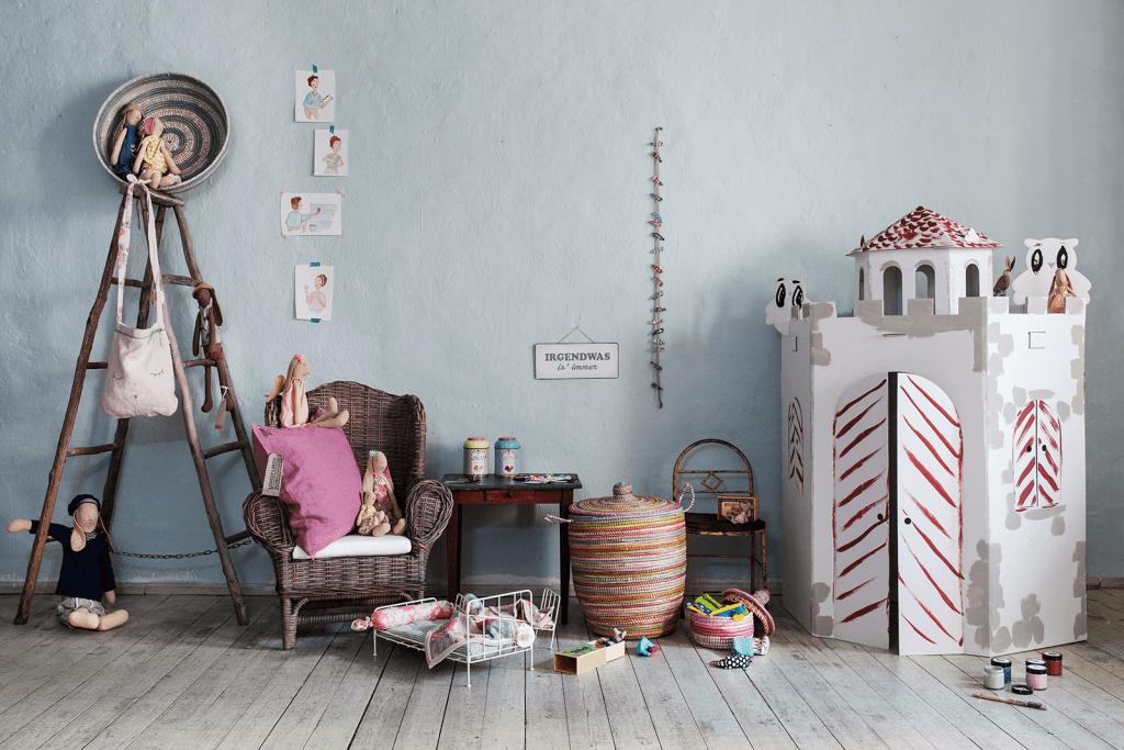 Mit Anna von Mangoldt Kinderzimmer streichen - MissPompadour