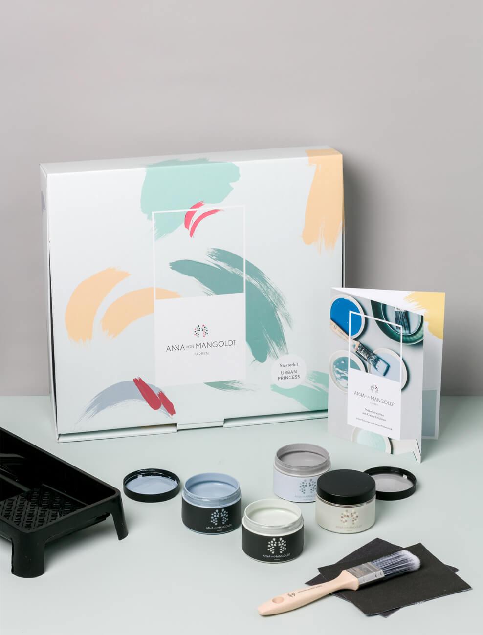 starter kit annas essentials miss pompadour. Black Bedroom Furniture Sets. Home Design Ideas