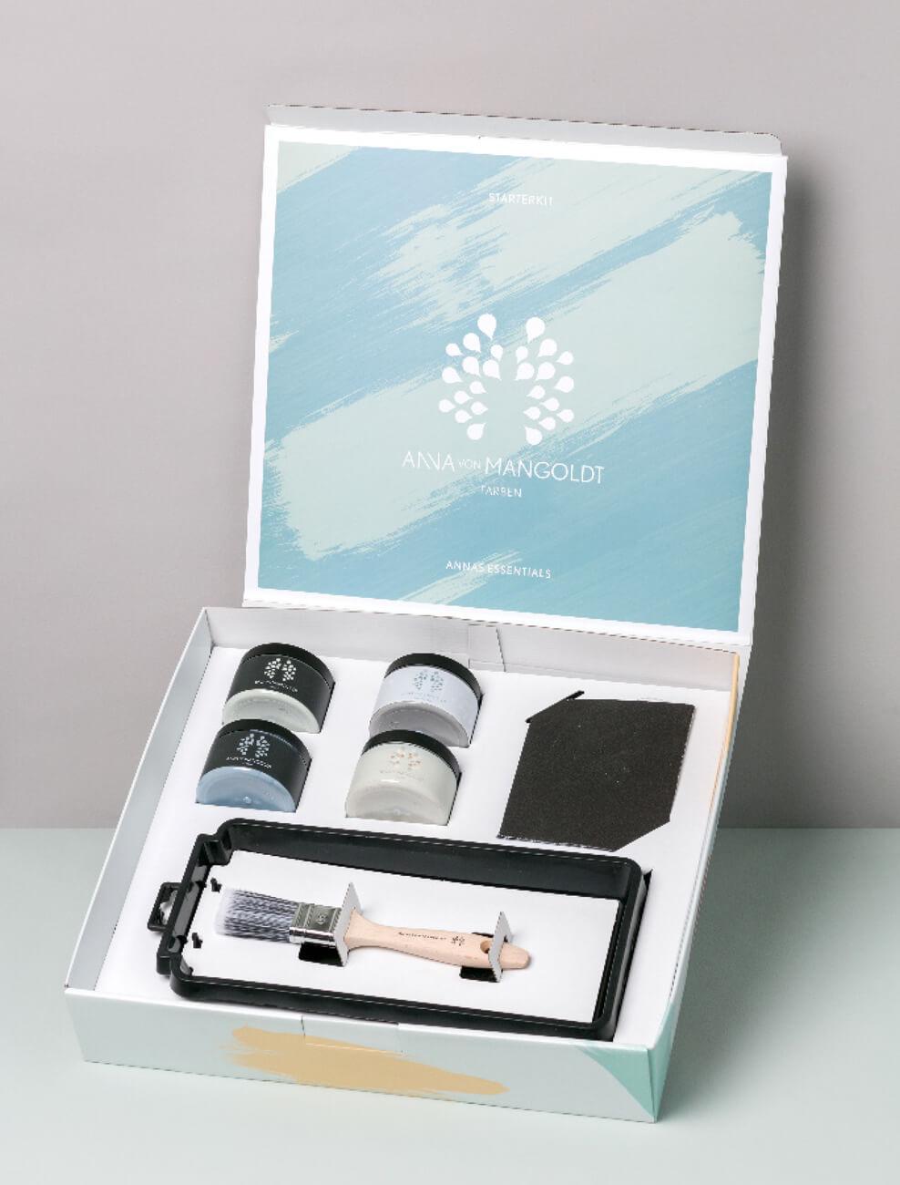 """Starter Kit """"Annas Essentials"""""""