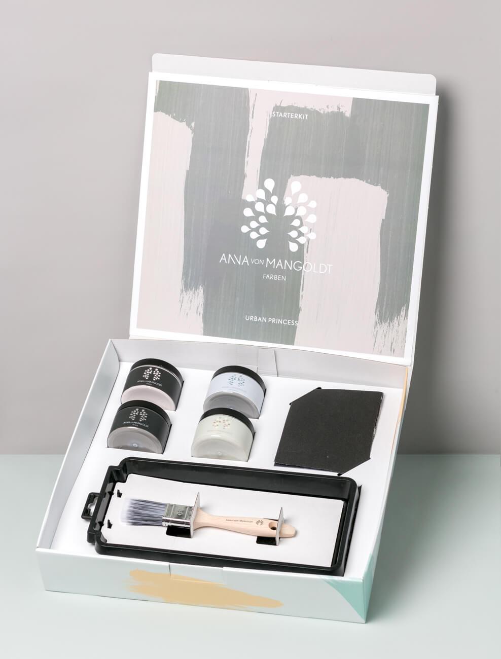 """Starter Kit """"Urban Princess"""""""