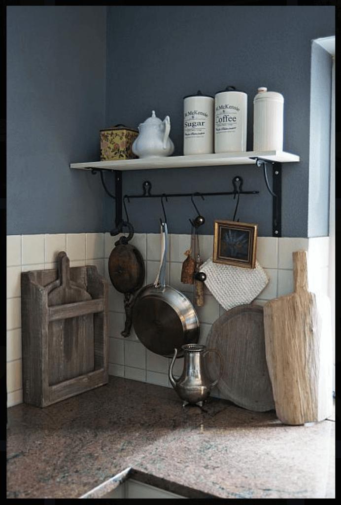 kreidefarbe k che und alles ist neu miss pompadour. Black Bedroom Furniture Sets. Home Design Ideas
