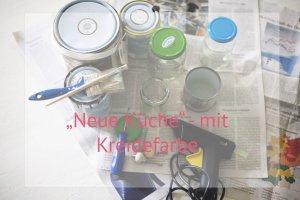 """""""Neue Küche"""" mit Kreidefarbe"""