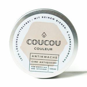 Antikwachs für Kreidefarbe