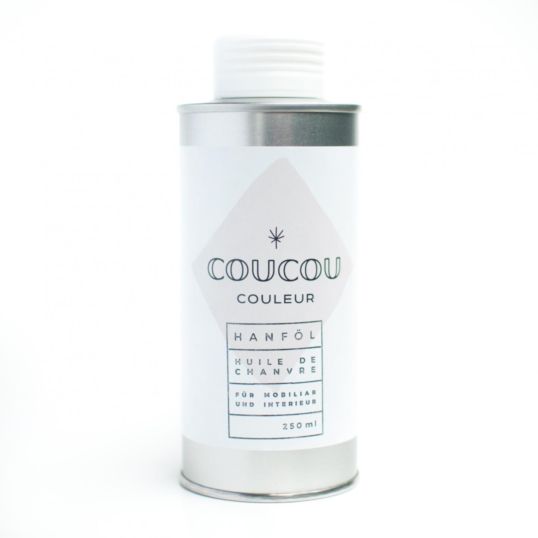 coucou couleur hanföl für holz - miss pompadour