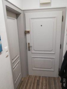 Türen streichen - Wir zeigen wie es geht