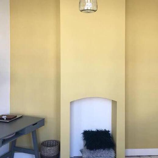 Painting the Past Mustard S09 Kreidefarbe
