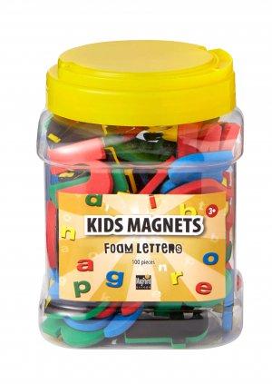 Magnet Buchstaben für Magnetfarbe