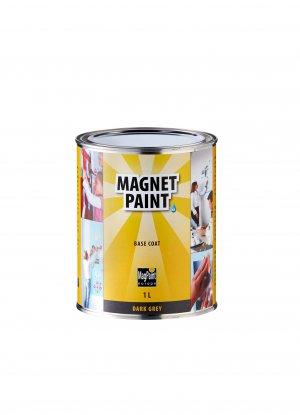 Magnetfarbe für Wände