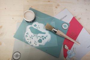 MissPompadour – Die Kreativ Schablone