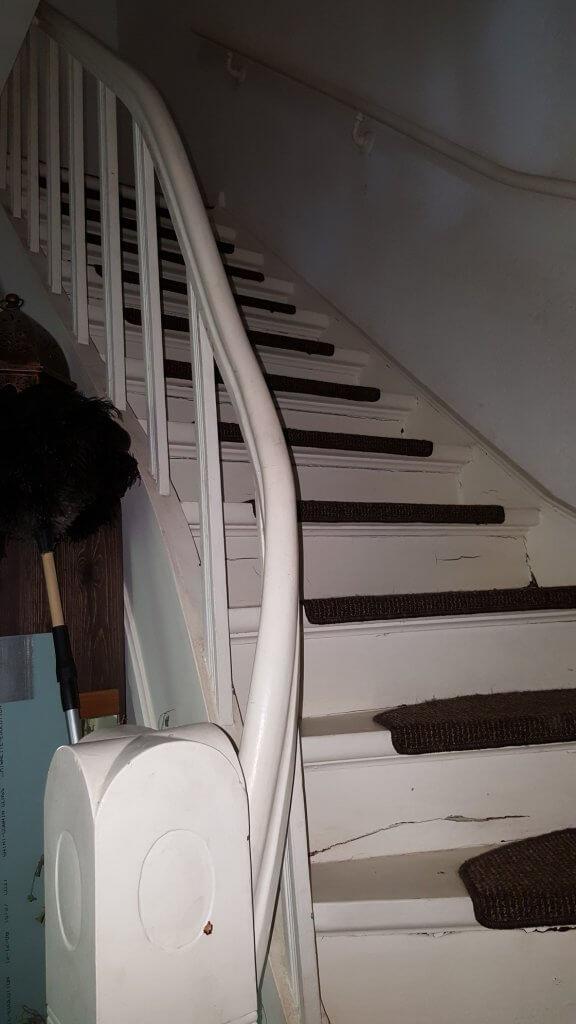 Bekannt Treppen streichen mit Kreidefarbe - NP62