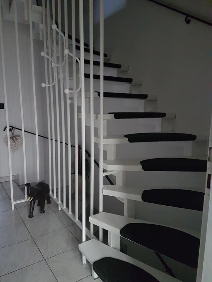 Gut gemocht Treppen streichen mit Kreidefarbe - MU89