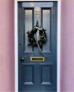 Haustür streichen - Wir zeigen wie es geht