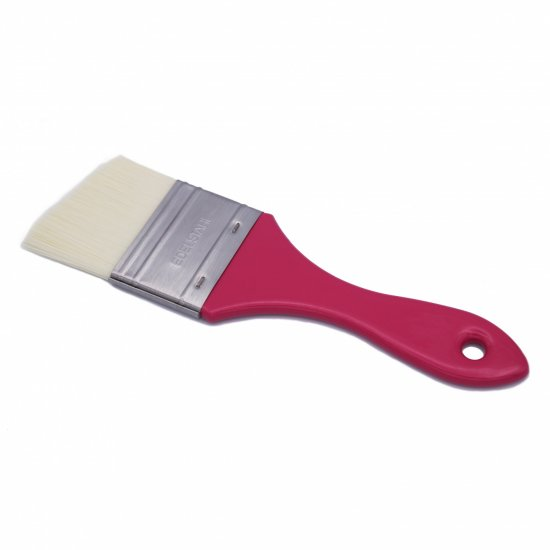 Feiner Pinsel für Kreidefarbe