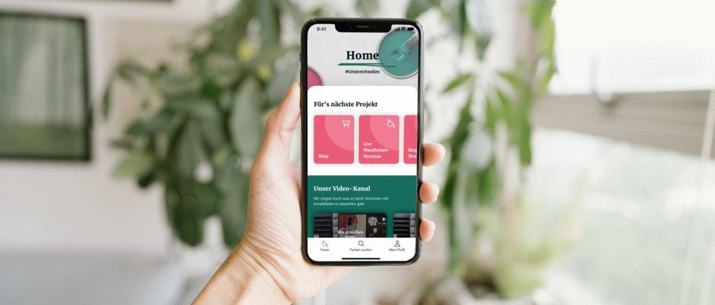 Die MissPompadour App als Farbenberater für die Hosentasche