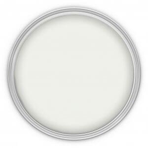 MissPompadour Weiß mit Schmelz