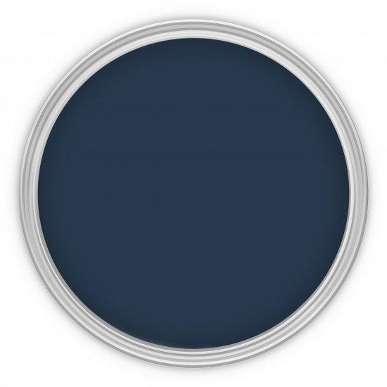 MissPompadour Blau mit Mitternacht