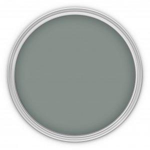 MissPompadour Grau mit Grün
