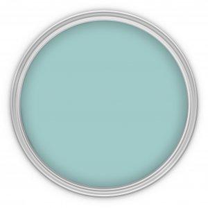 MissPompadour Grün mit Aqua