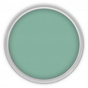 MissPompadour Grün mit Jade
