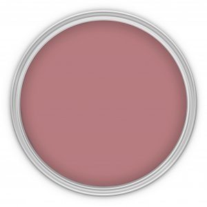 MissPompadour Pink mit Grau