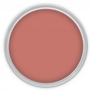 MissPompadour Rot mit Flamingo