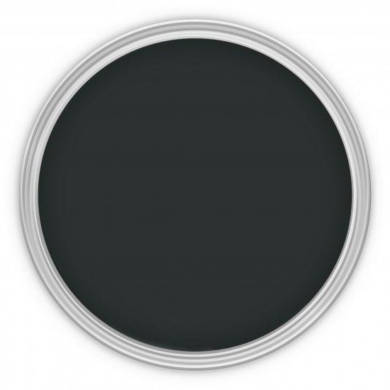 MissPompadour Schwarz mit Schwarz