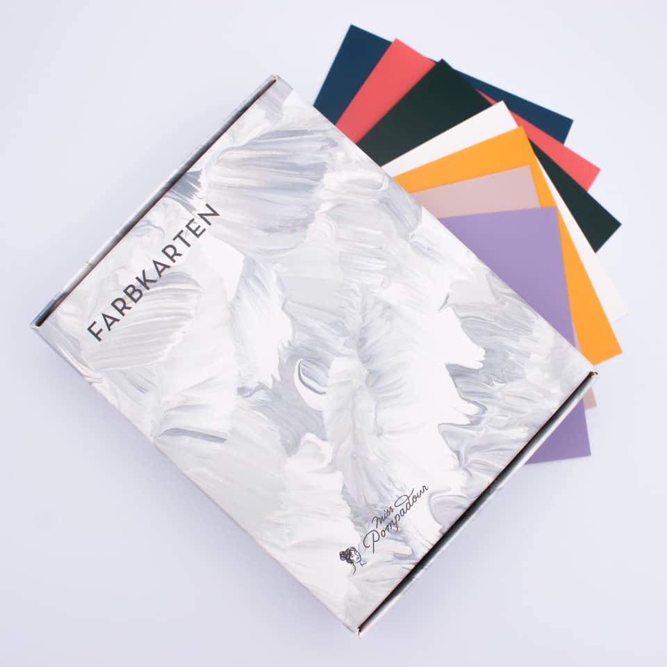 Farbkarten aller Marken
